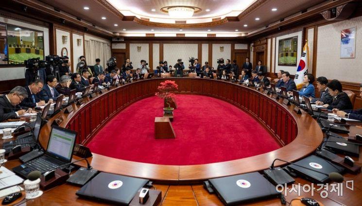 [포토]국무회의