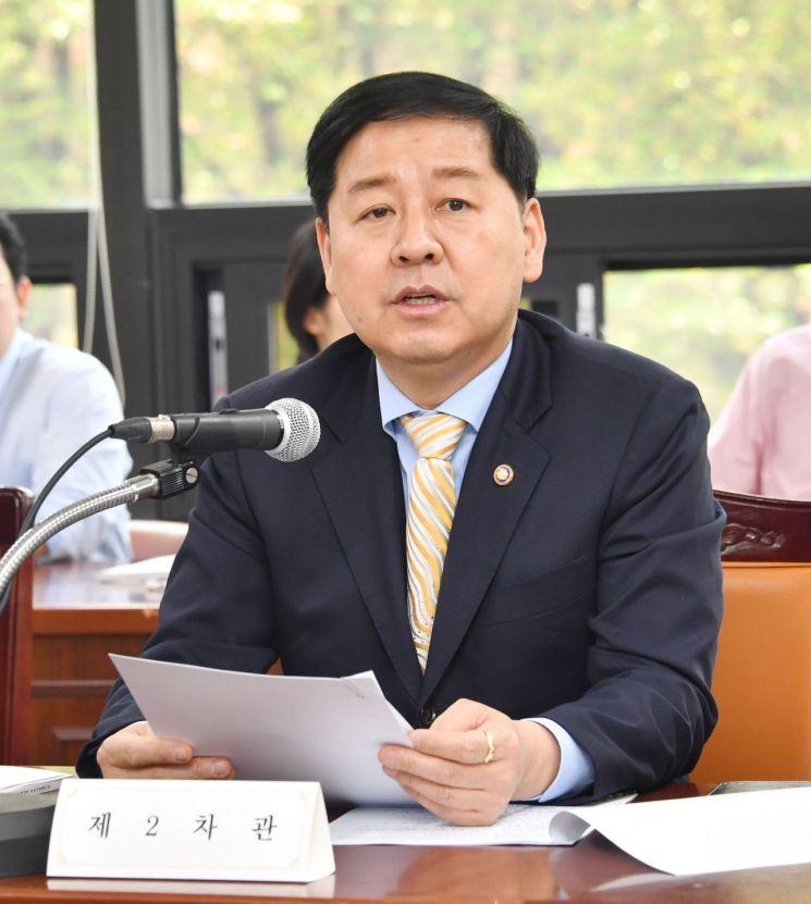 구윤철 기획재정부 2차관.