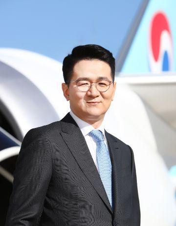 항공동맹체 '스카이팀' 의장에 조원태 한진그룹 회장