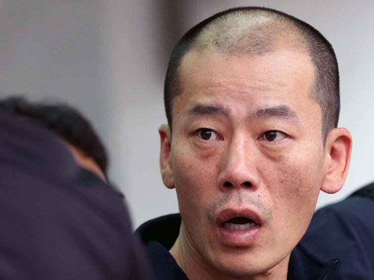 진주 아파트 방화·살인 혐의로 기소된 안인득 [이미지출처=연합뉴스]