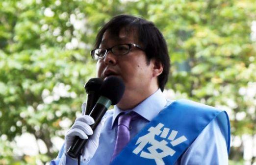 사쿠라이 마코토 일본제일당 대표 / 사진=연합뉴스