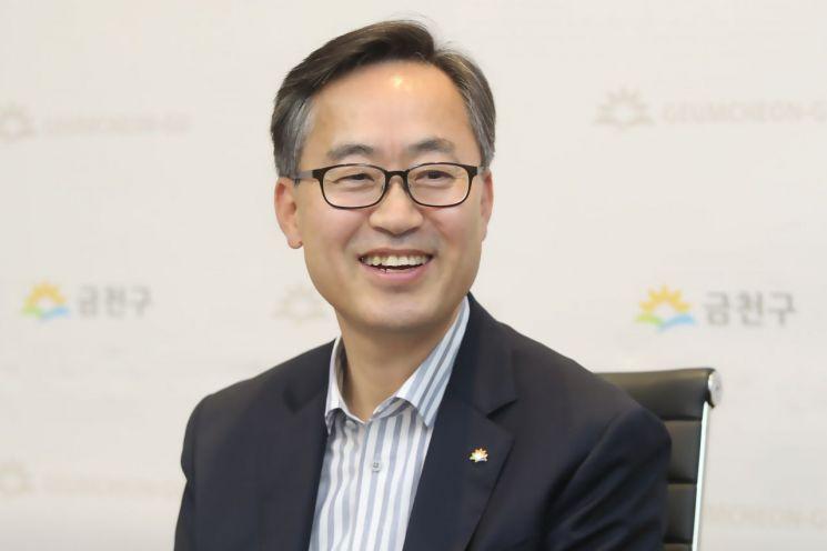 [이사람]유성훈 금천구청장, 공약실천 평가 '최우수'