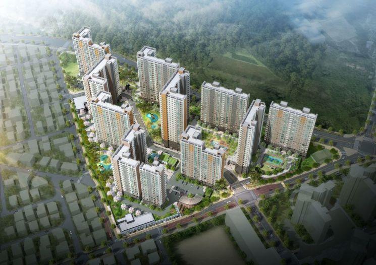 삼호-이수건설, 전주 '우아한시티' 26일 견본주택 오픈