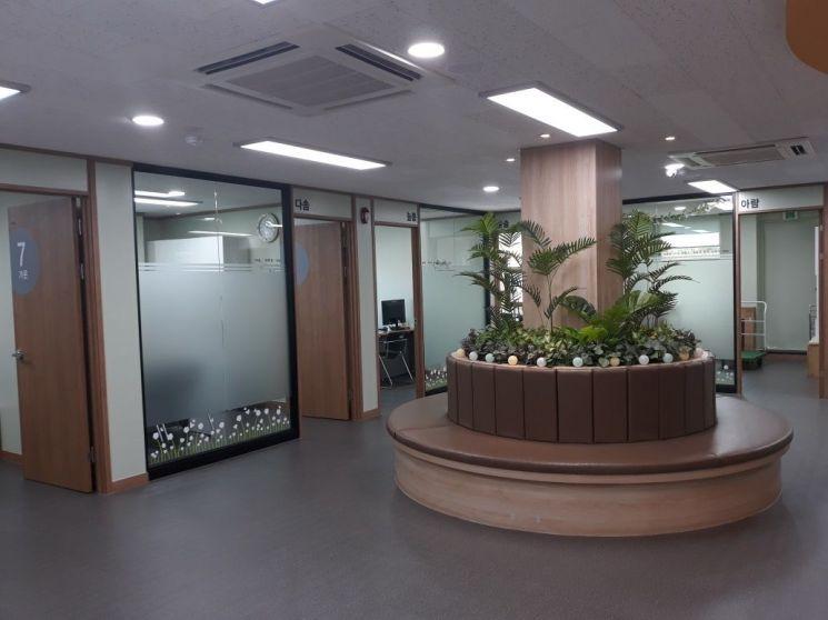 금천구치매안심센터 치매 친화적 환경으로 재탄생