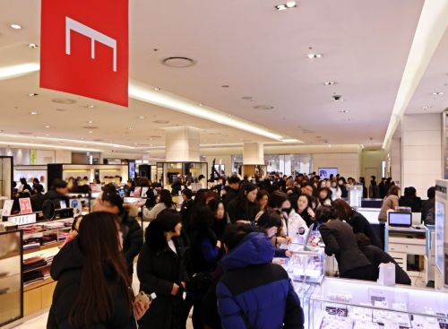 롯데백화점 인천터미널점