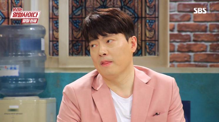 배우 김형묵 / 사진 = SBS 캡처