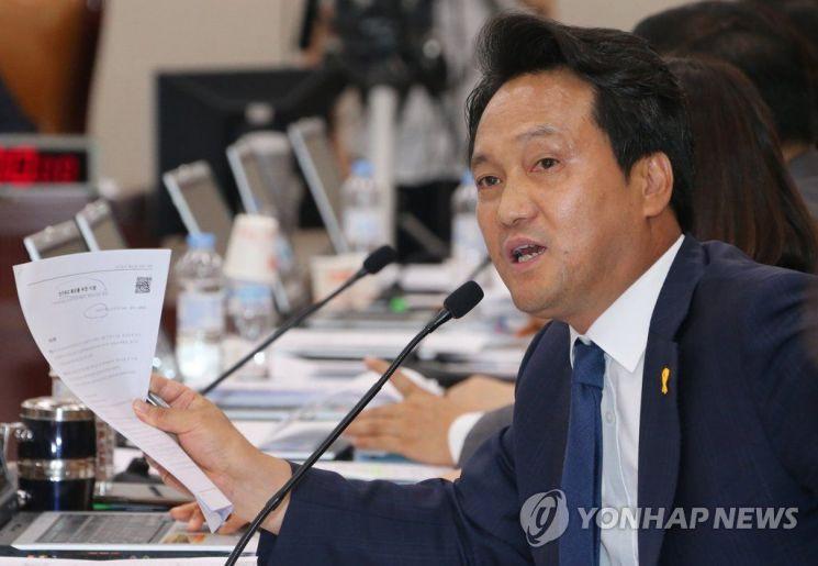 안민석 더불어민주당 의원 / 사진 = 연합뉴스