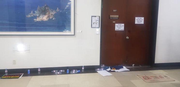 안민석 더불어민주당 의원이 공개한 사진 / 사진 = 안민석 의원 페이스북