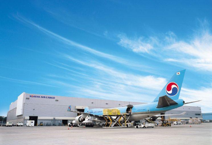 글로벌 경기부진에…쪼그라든 FSC 항공화물