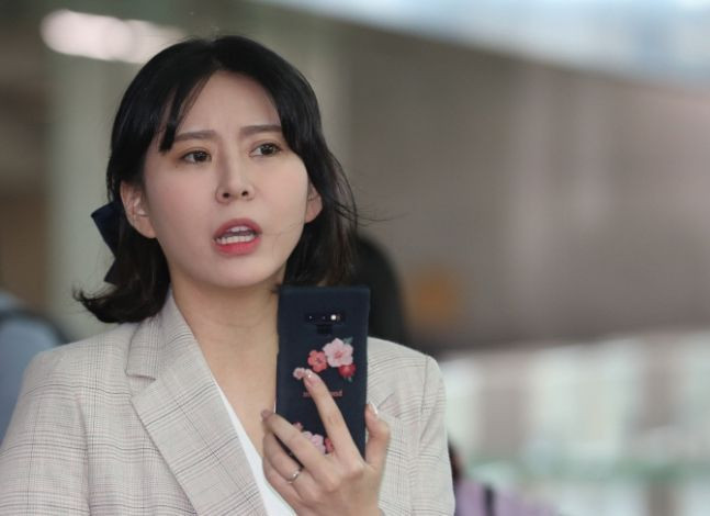 """윤지오, 후원금 반환 소송 소식에 """"돈 구걸하거나 협박한 적 없다"""""""