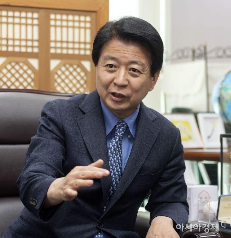 노웅래 더불어민주당 의원./윤동주 기자 doso7@