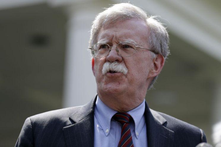 존 볼턴 백악관 국가안보회의(NSC) 보좌관