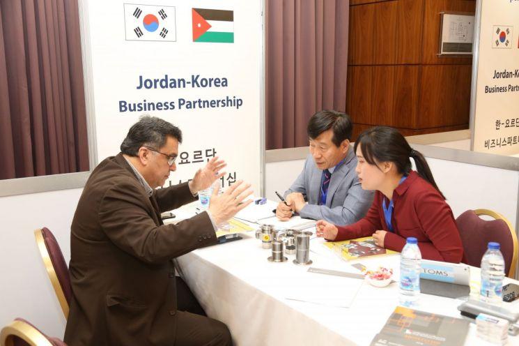 KOTRA, 한-쿠웨이트·요르단 비즈니스 파트너십