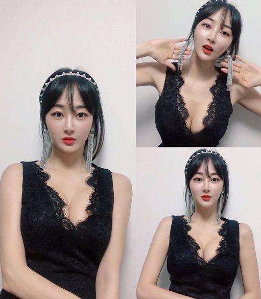사진=김시아 인스타그램