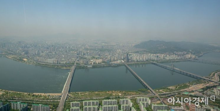 [포토]서울 맑음
