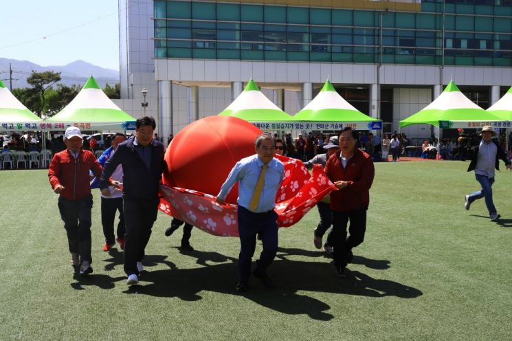 곡성군 '제39회 군민의 날' 행사 성료
