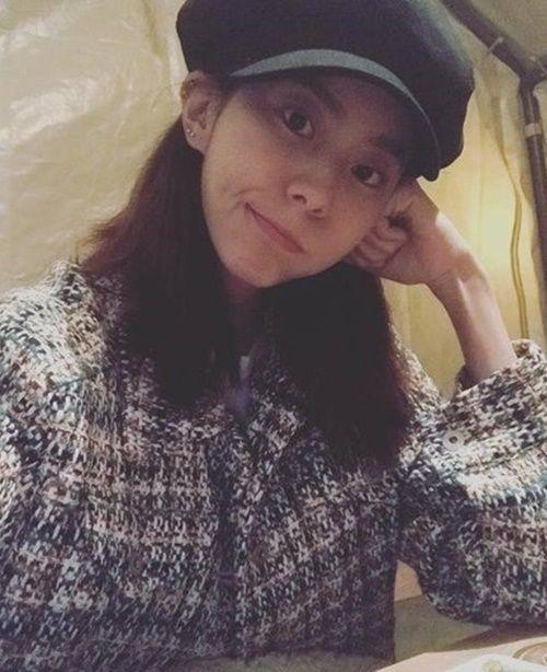 배우 유이 / 사진=유이 인스타그램 캡처