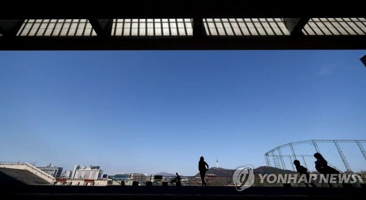 서울 용산구 국립중앙박물관 / 사진 = 연합뉴스