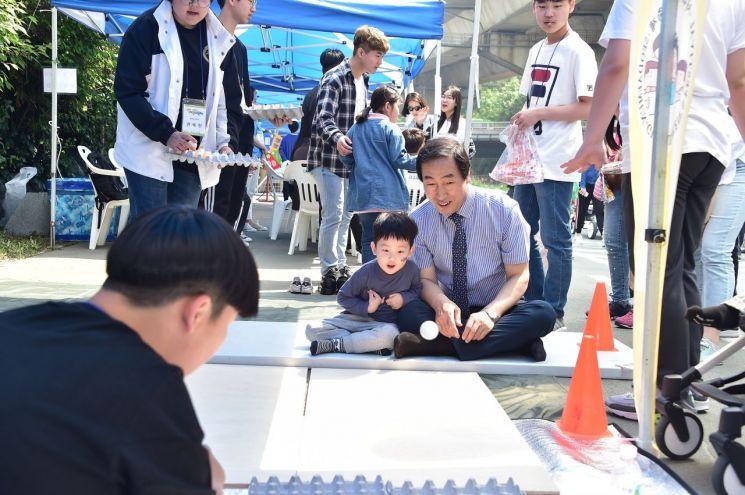 '서대문구 어린이축제' 12년째 어린이들에게 웃음과 행복 선물