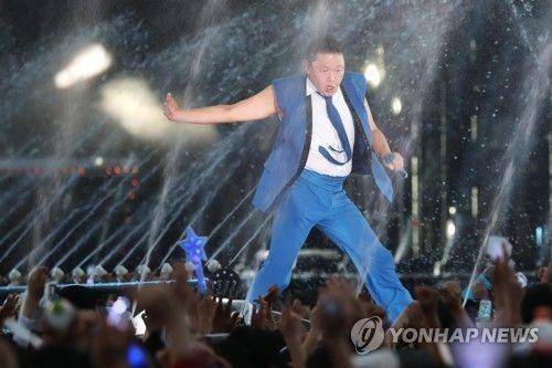 '공연의 제왕' 싸이, SNS 통해 '2019 흠뻑쇼' 예고