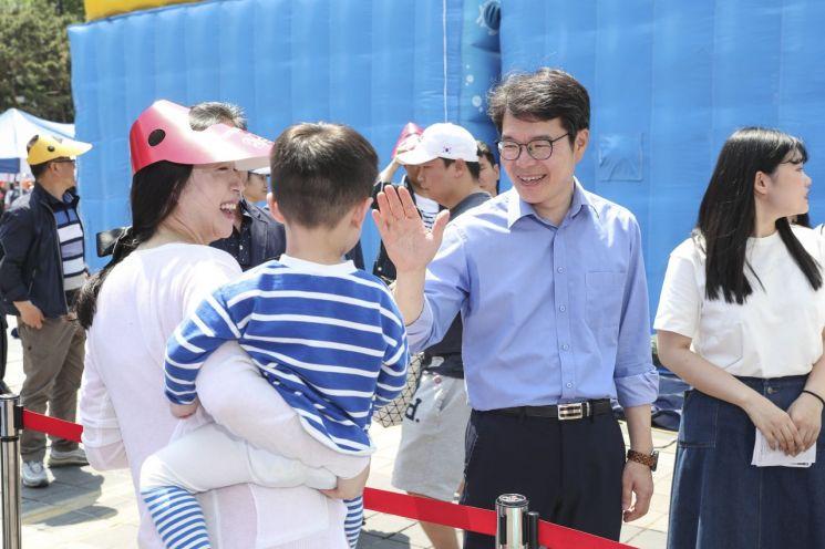[포토]제10회 성동 온마을대축제 '와글와글' 개최