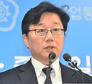 한국가스공사 신임 사장으로 선임된 채희봉 전 산업정책비서관.