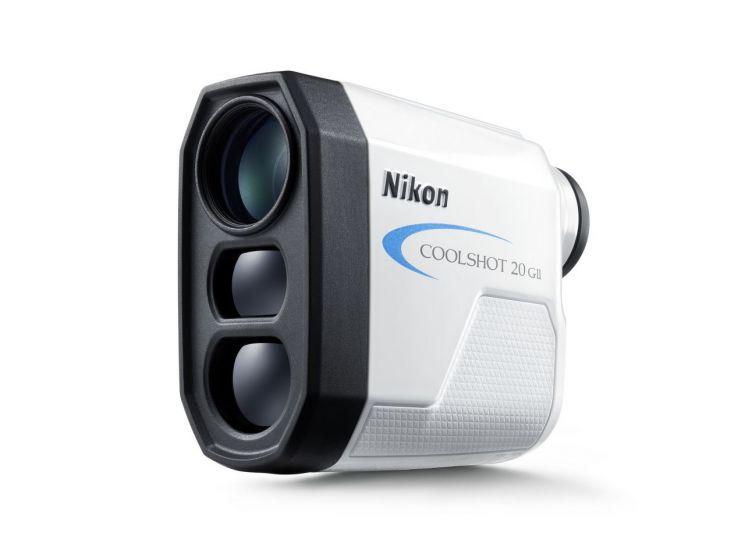 니콘, 초소형 골프용 거리측정기 '쿨샷 20 GII' 발표