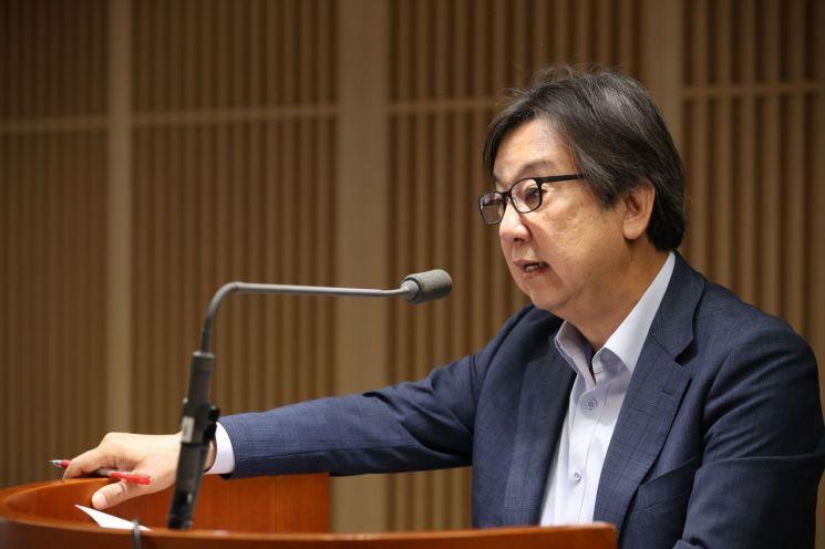 한국은행 금융통화위원회 위원 중 대표 비둘기파(통화 완화 선호)로 꼽히는 조동철 위원.