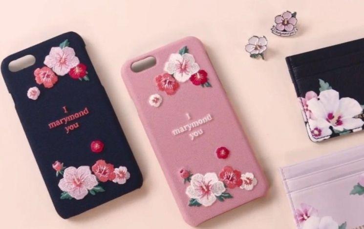 소셜슈머들의 최애품 '마리몬드'의 제품들. [사진=유튜브 화면캡처]