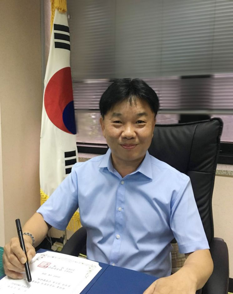 김정환 서울시농아인협회장 (제공=서울시농아인협회)
