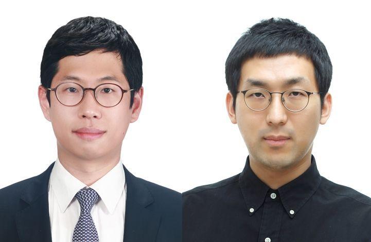 분당서울대병원 영상의학과 선우준 교수(좌)와 이경준 교수(우).