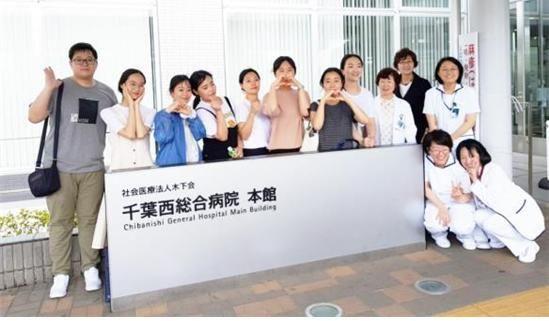 지난해 글로벌 현장학습을 통해 실습학기를 이수한 경복대 간호학과 졸업생 5명이 일본 도쿄 지역 도쿠슈카이의료그룹병원에 취업을 확정했다.