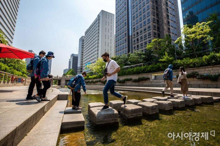 [포토]'서울 맑음'