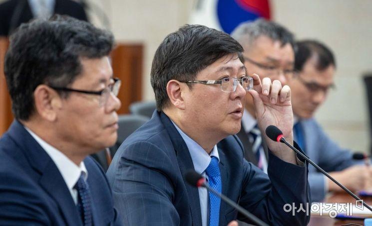 [포토]김홍걸 민화협 대표상임의장 모두발언
