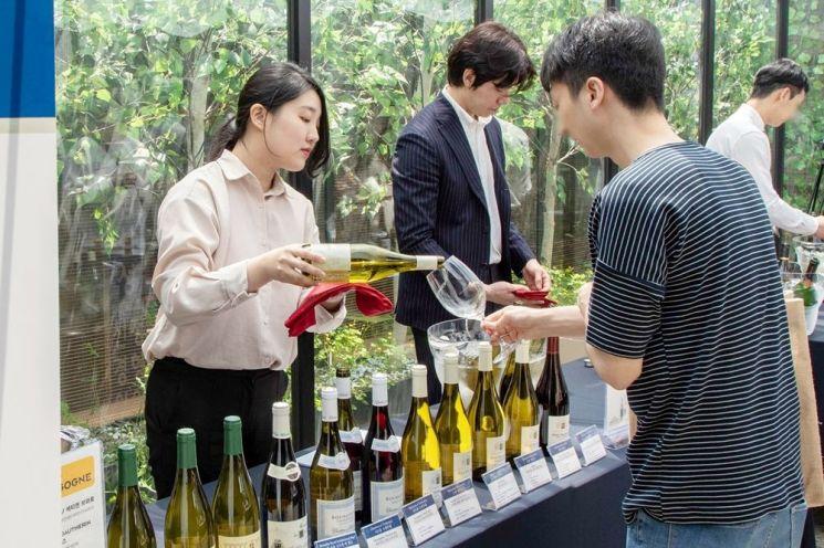SPC그룹, '제3회 와인 전시회' 개최…'바이오다이나믹' 등 170종 와인 선봬
