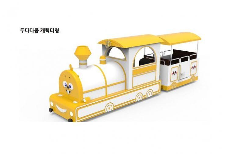 어린이교통공원 미니열차, 친환경 전기차로 교체