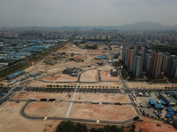 광주시, 16일부터 하남3지구 개발사업 환지처분 공고 시행