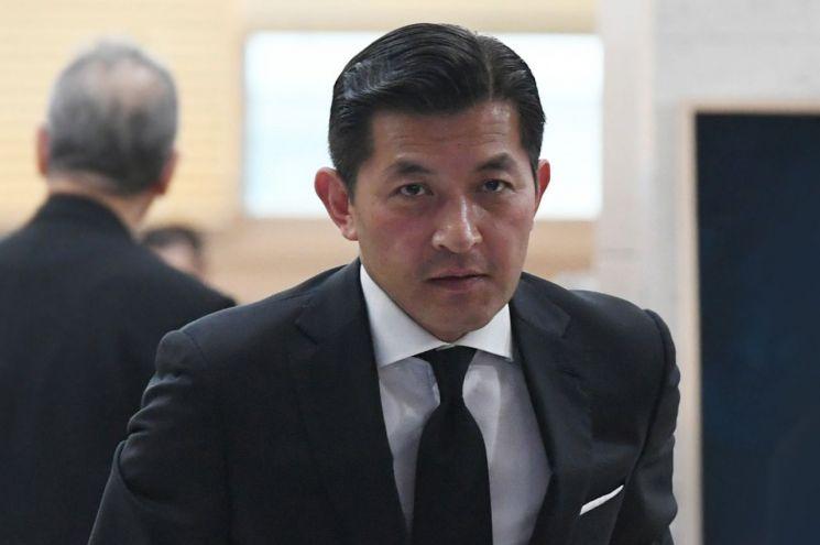홍정욱 전 헤럴드 회장. 사진 = 아시아경제 DB