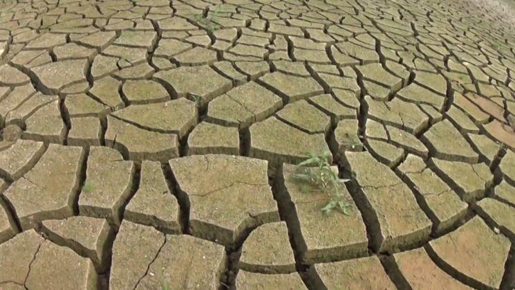 """北 """"37년새 최악의 가뭄"""" 저수지 물 확보 총력"""