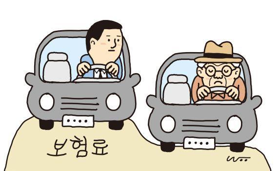 교통사고 느는 고령운전자…보험료는 20대보다 싸다?