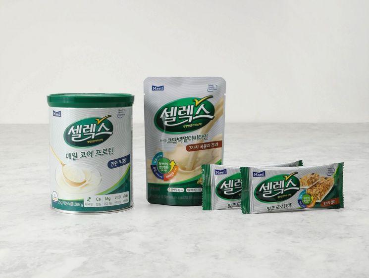 [식탁 바꾼 간편식]매일 꾸준한 단백질 섭취에 앞장 서는 매일유업