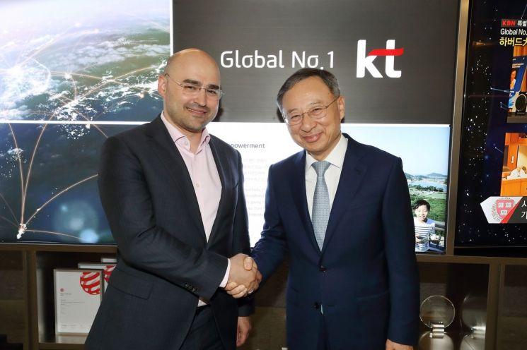 韓 5G 배우러 KT 찾은 러시아 1위 통신업체