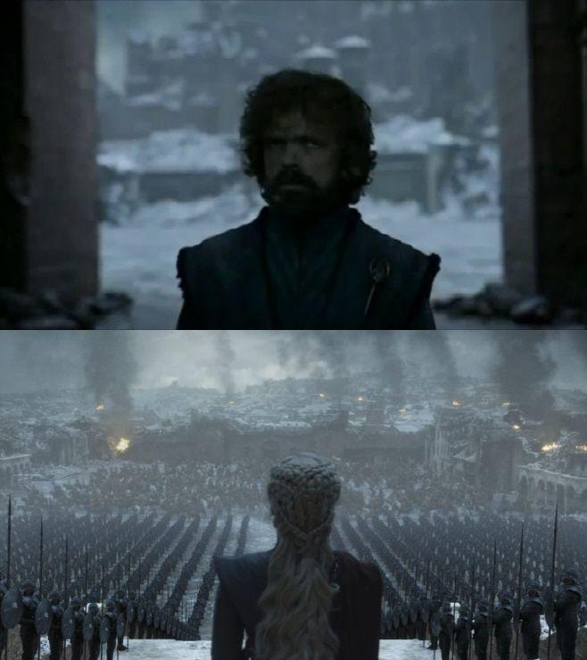 '왕좌의 게임 시즌8' 6화 예고편 / 사진=HBO '왕좌의 게임' 영상 캡처