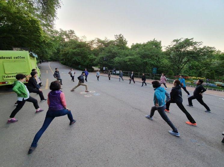 서울 중구, 걷기운동 '프로 전도사' 양성