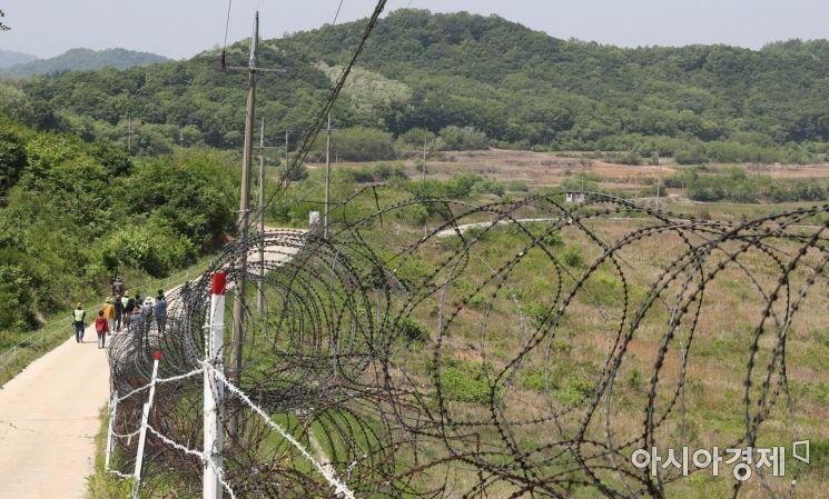 DMZ 평화의 길. 사진은 기사 특정 표현과 무관함. 사진=아시아경제 DB