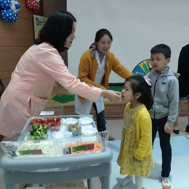 고창군, 어린이 위한 건강체험단 운영 '호응'