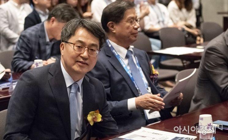 [포토] 대학생들 만나는 김동연 전 부총리
