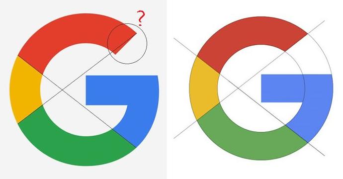 [로고의 비밀]완벽주의자가 가장 싫어하는 로고는 '구글'?