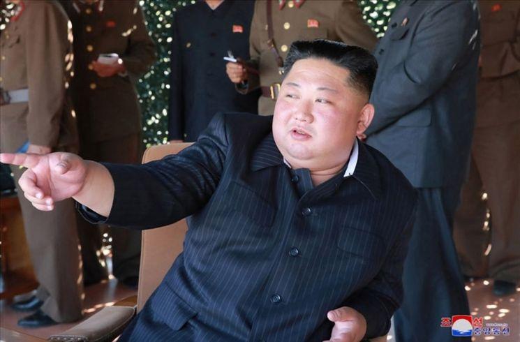 김정은 북한 국무위원장(사진=연합뉴스)