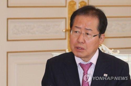 홍준표 전 자유한국당 대표 / 사진 = 연합뉴스